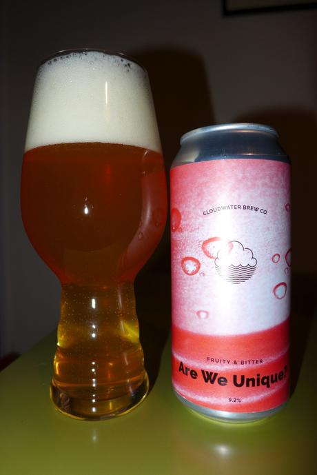 Tasting Notes:  Cloudwater: Are We Unique?