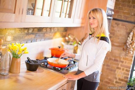 Fitness On Toast Faya Blog Girl Healthy Recipe Nutrition Quorn Protein Collaboration Fatoush Salad Main-14