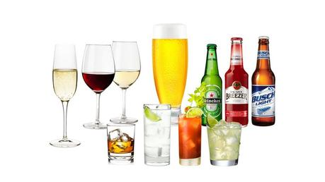 Festive beverages