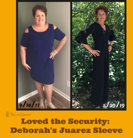 Loved the Security: Deborah's Juarez Sleeve