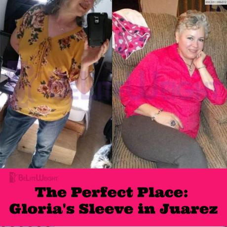 The Perfect Place: Gloria's Sleeve Experience in Juarez