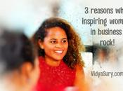 Reasons Inspiring Women Business Rock