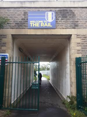 ✔699 The Rail
