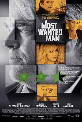 ABC Film Challenge – Thriller – A – A Most Wanted Man (2014)