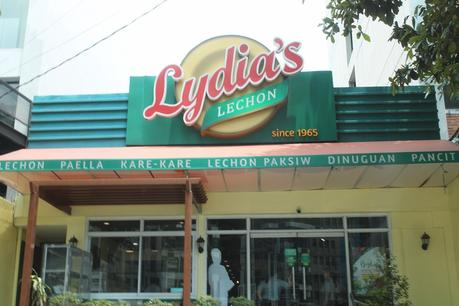 Quick Review: Lydia's Lechon Tomas Morato, Quezon City