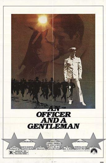 Richard Gere Weekend – An Officer and a Gentleman (1982)