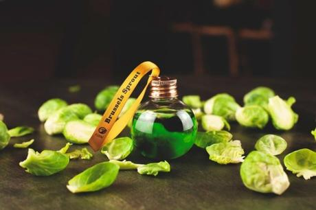 Brussels Sprouts gin from Pickering's Gin