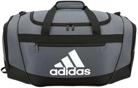 Best gym bags for working out - Adidas Defender