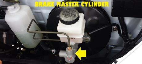Brake Pedal Sinks to Floor When Brake