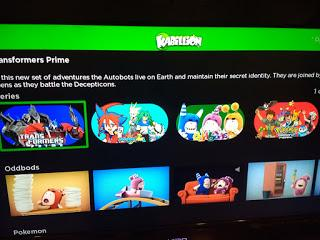 Our Weekend with Kabillion, a FREE Video-on-Demand Streaming Service for Kids!