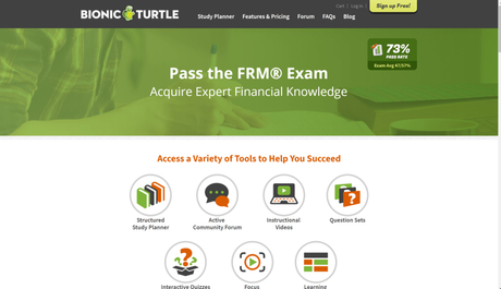 Bionic Turtle Review 2019: Is It The Best Training Program For FRM??