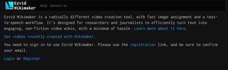A brief look at the coolest features of Wikimaker