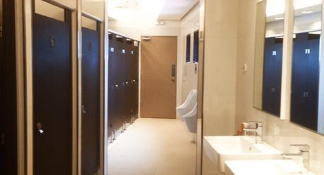 Bathroom - Dormitos
