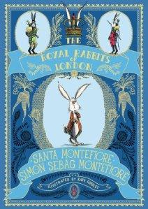 Beth And Chrissi Do Kid-Lit 2019 – AUGUST READ – The Royal Rabbits Of London (The Royal Rabbits Of London #1) – Santa Montefiore and Simon Sebag Montefiore