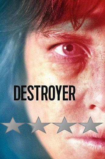 ABC Film Challenge – Thriller – D – Destroyer (2018)