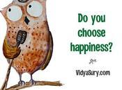 Choose Happiness?