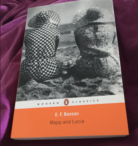 Mapp and Lucia by E. F. Benson (1931)