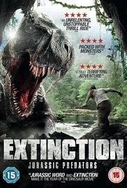 ABC Film Challenge – Thriller – E – Extinction: Jurassic Predators (2014)