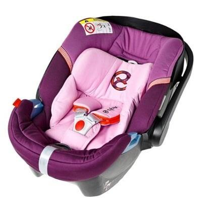 How a car seat can keep your baby safe