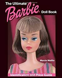Image: The Ultimate Barbie Doll Book, by Marcie Melillo (Author). Publisher: Krause Publications (July 10, 2004)