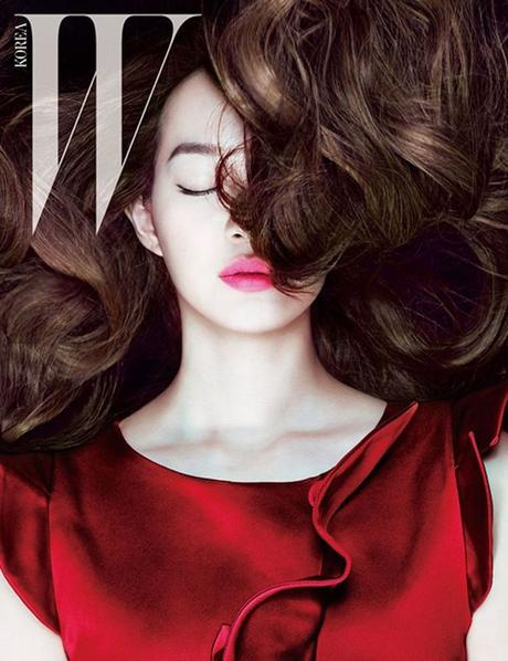 Shin Min Ah, Hair Care Tips