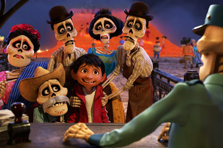 "Being Forgotten: Chicharrón in Pixar's ""Coco"" Teaches Us a Lesson"