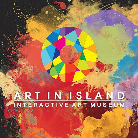 Art in Island logo