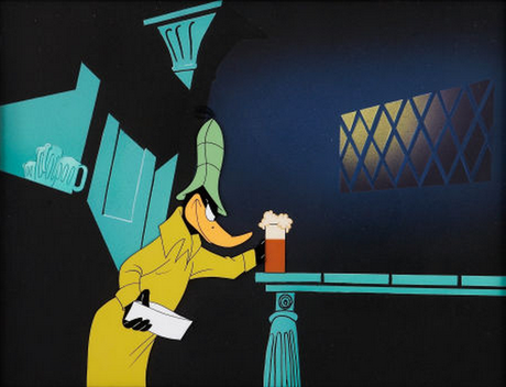 A Cartoon & ComicBook Tour Of London: Daffy Duck, Danger Mouse & BakerStreet