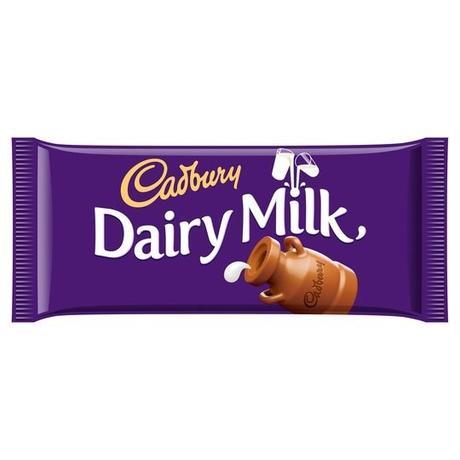 Win – Cadbury's chocolate