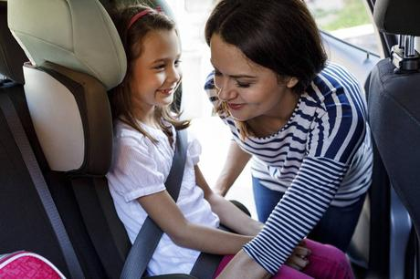 Laws & safety elements surrounding child car seats