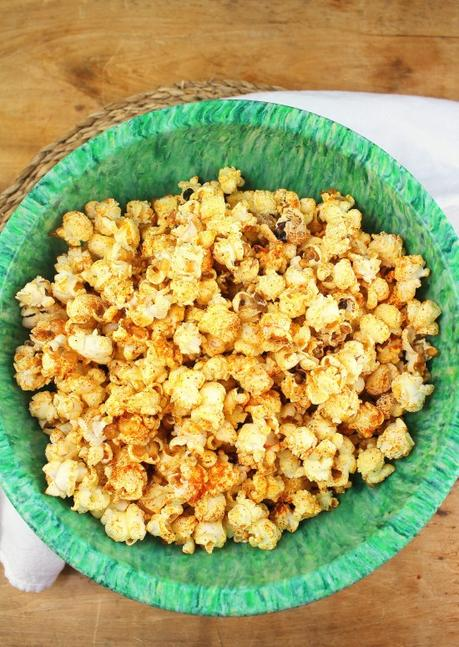 Nashville Hot Popcorn