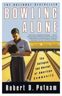Bowling Alone turns into Worshiping Alone: The female pursuit of theologically self-oriented material