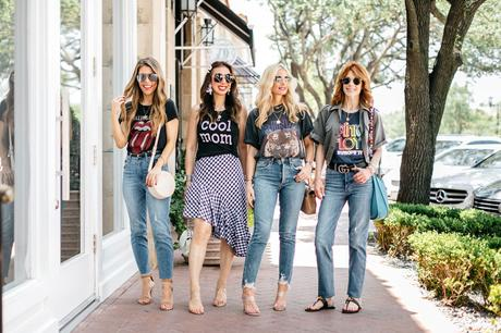 Chic at Every Age // The Graphic Tee