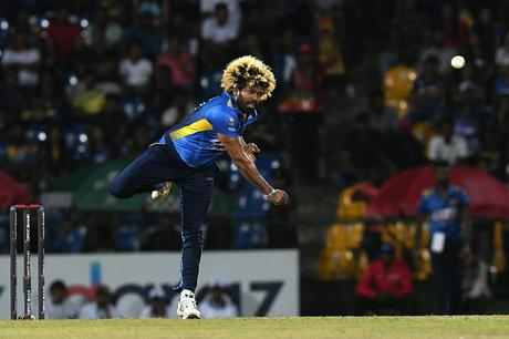 Lasith Malinga hat-trick + 1  &  100 wickets in T2OI