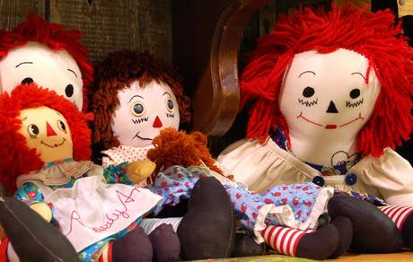 Image: Raggedy Ann, by Benjamin Earwicker on FreeImages