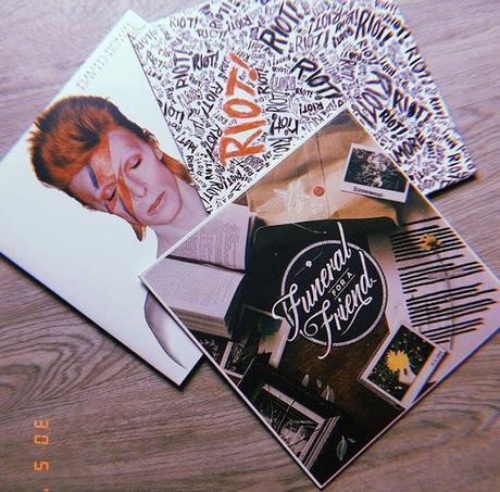 vinyls.