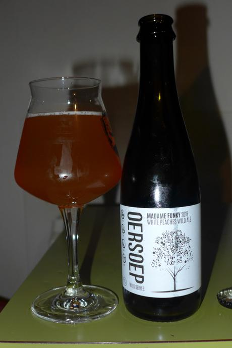 Tasting Notes: Oersoep: Madame Funky 2018