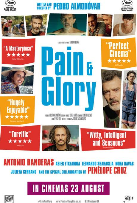 REVIEW: Pain and Glory