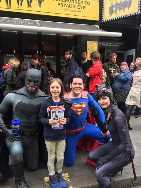 A Cartoon & Comic Book Tour Of London: Orbital Comics