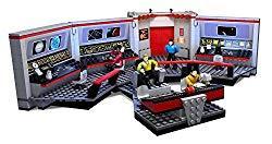 Image: Mega Bloks Star Trek U.S.S. Enterprise Bridge Collector Construction Set