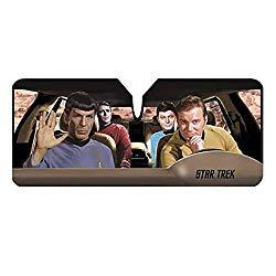 Image: Star Trek Passengers Car Sunshade