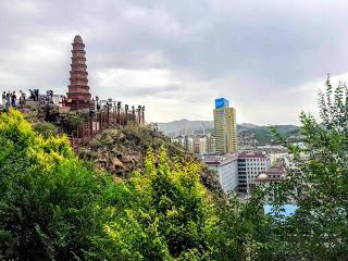 Urumqi: China's Far Western City!