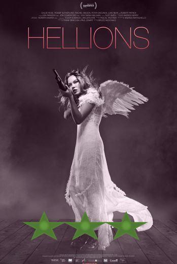 ABC Film Challenge – Thriller – H – Hellions (2015)