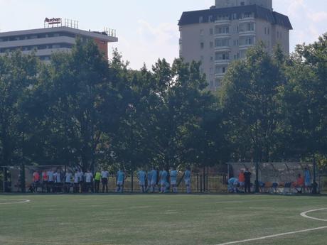Śmieszne Historie o Piłce Nożnej w Polsce: Sparta Marki 1-7 Victoria Warszawa in Białołęka