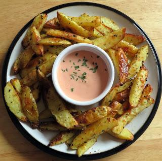 Dirty Fries & Fry Sauce