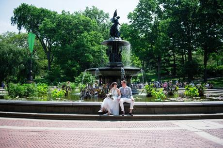 Stephanie and Jack's Wagner Cove Elopement