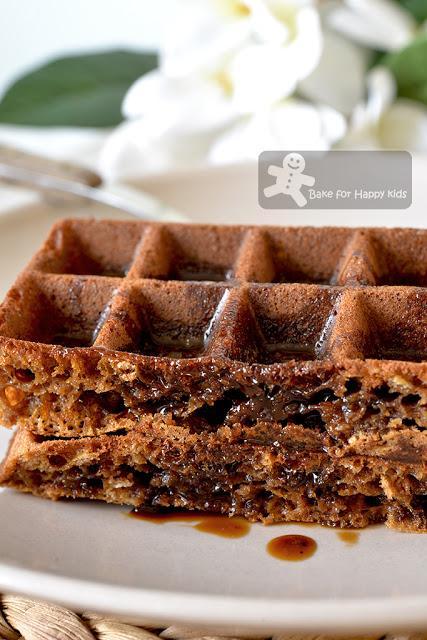 coffee Belgian waffles coffee maple syrup