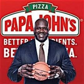 Papa John's Strikes A Slam Dunk Deal With Shaquille O'Neal
