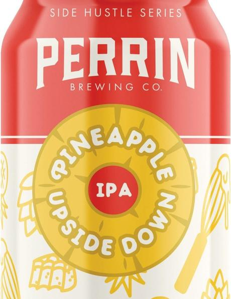 Beer Review – Perrin Brewing Pineapple Upside Down IPA