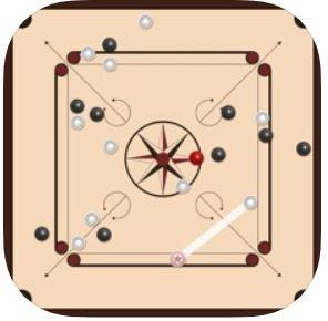 Best Carrom Board Games iPhone
